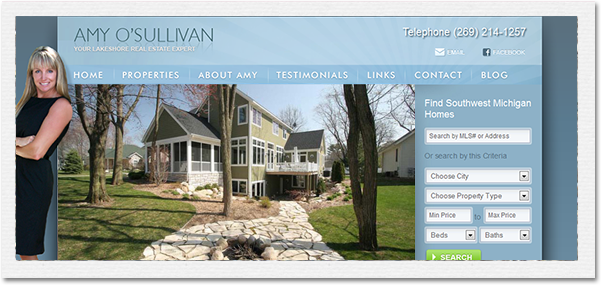 Sold by Amy O., Amy O'Sullivan ~ Southwest Michigan's Real Estate Expert!